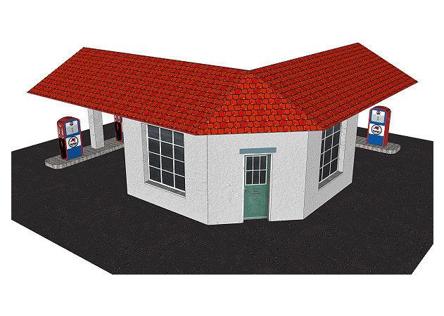 violet-ray-gasoline-station-california-united-states-2 -kit168.com