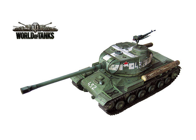 wwii-is-2-heavy-tank-diorama-world-of-tanks-1 -kit168.com