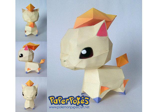 pokemon-ponyta-chibi -kit168.com