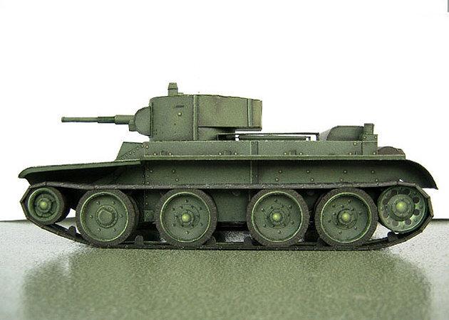soviet-bt-5-fast-tank-5 -kit168.com