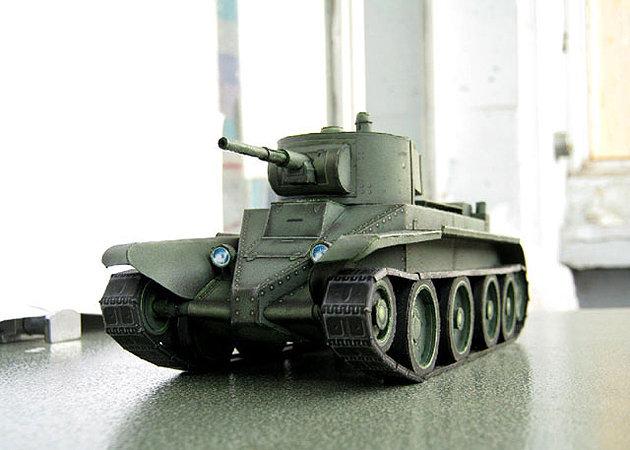 soviet-bt-5-fast-tank -kit168.com