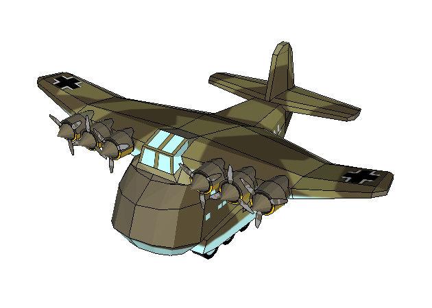 wwii-sd-messerschmitt-me-323-gigant -kit168.com