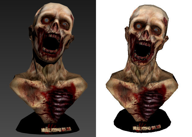 zombie-bust-the-walking-dead -kit168.com