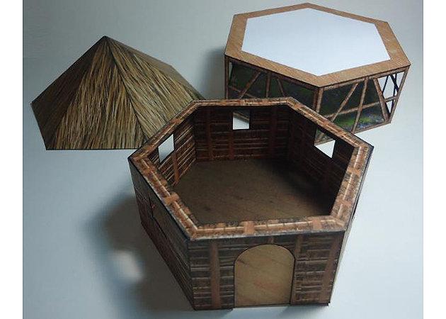 elevated-jungle-hut-1 -kit168.com
