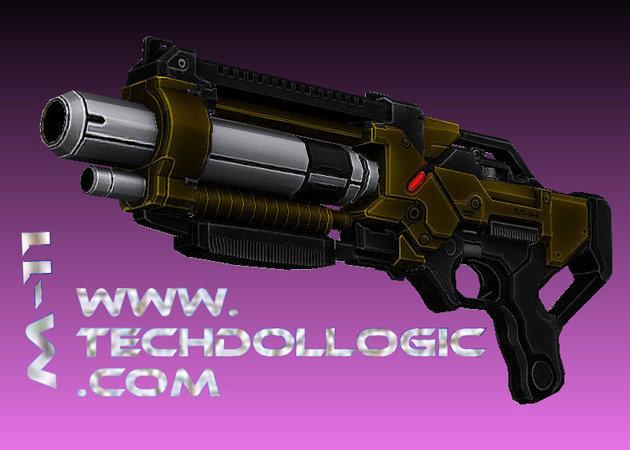 m44-wraith-rifle-monster-hunter -kit168.com