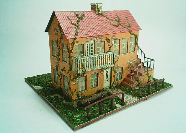 old-yellow-house -kit168.com