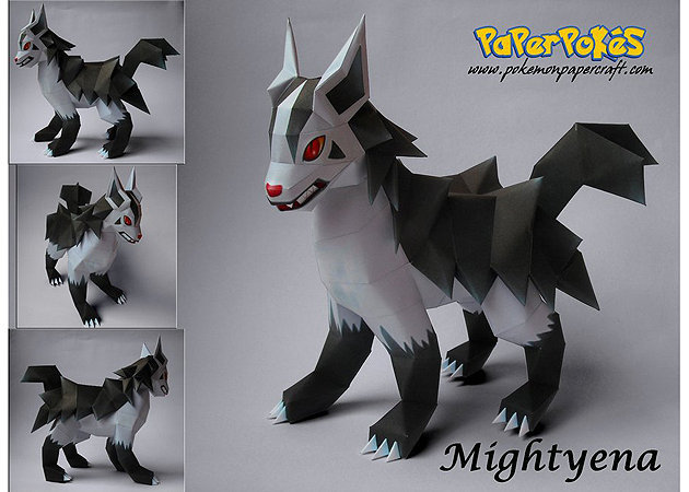 pokemon-mightyena -kit168.com