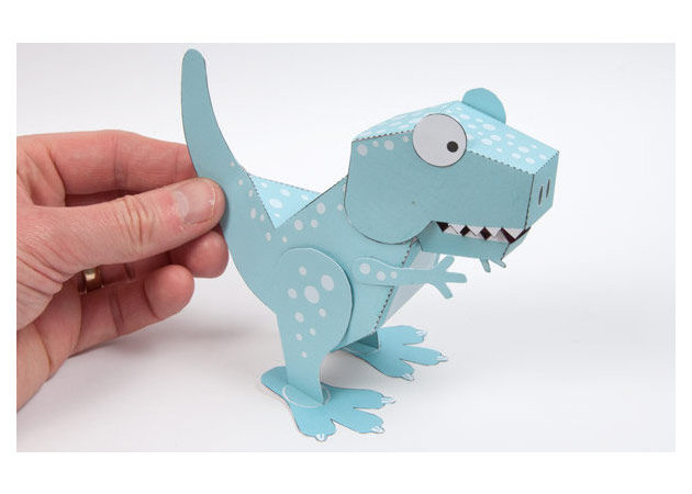 poseable-t-rex -kit168.com
