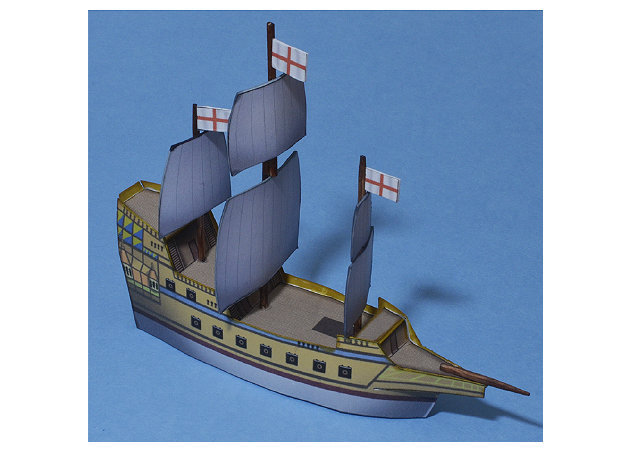 simple-galleon -kit168.com
