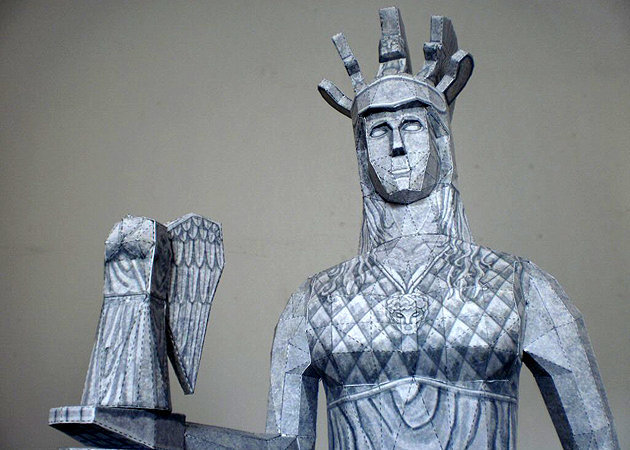 statue-of-athena-parthenos-2 -kit168.com