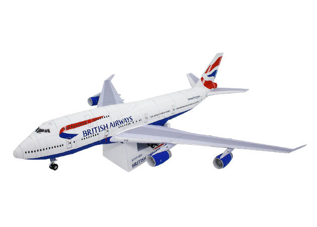 british-airways-boeing747-400 -kit168.com