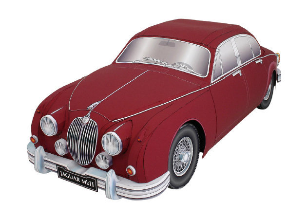 jaguar-mk2-saloon -kit168.com