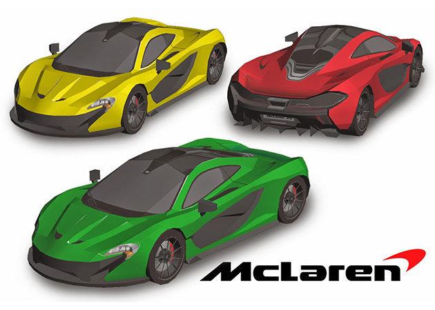 mclaren-p1 -kit168.com
