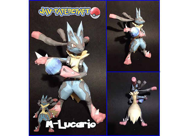 pokemon-mega-lucario -kit168.com
