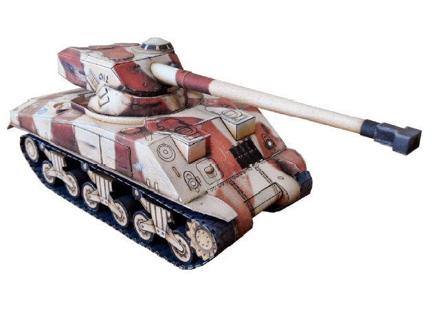 sherman-m4-fl10-tank-world-of-tanks-1 -kit168.com