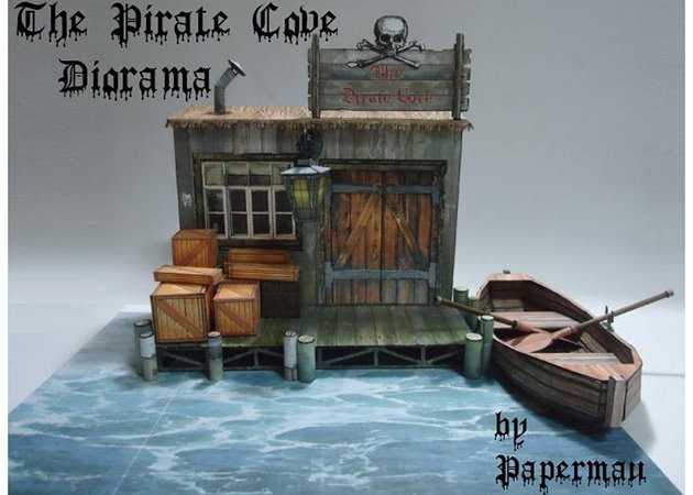 the-pirate-cove-diorama -kit168.com