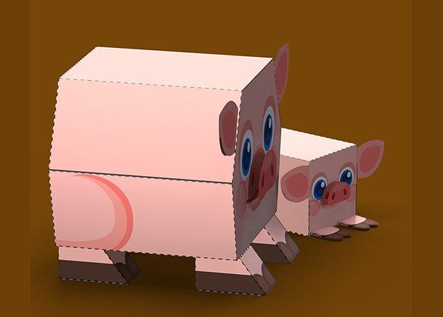 farm-piggy-pink-2 -kit168.com