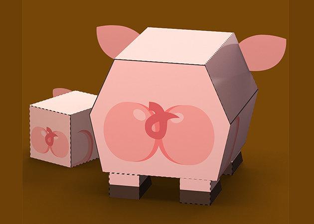 farm-piggy-pink-3 -kit168.com