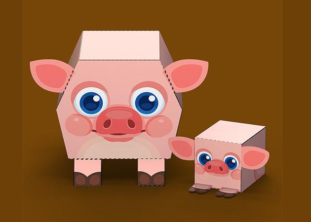 farm-piggy-pink -kit168.com