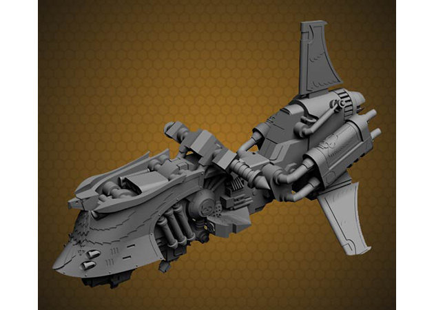 jetbike-warhammer-40k -kit168.com