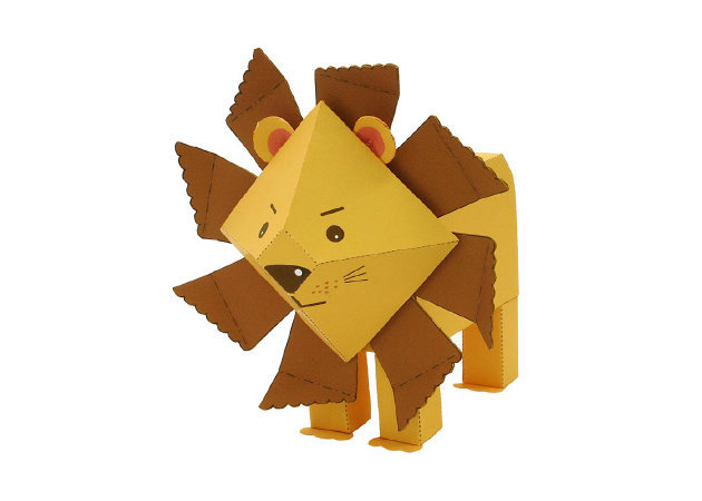 lion-paper-zoo -kit168.com