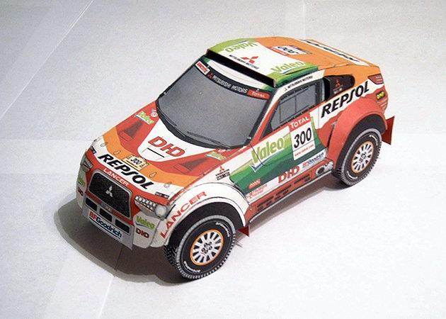 mitsubishi-racing-lancer-mrx09 -kit168.com