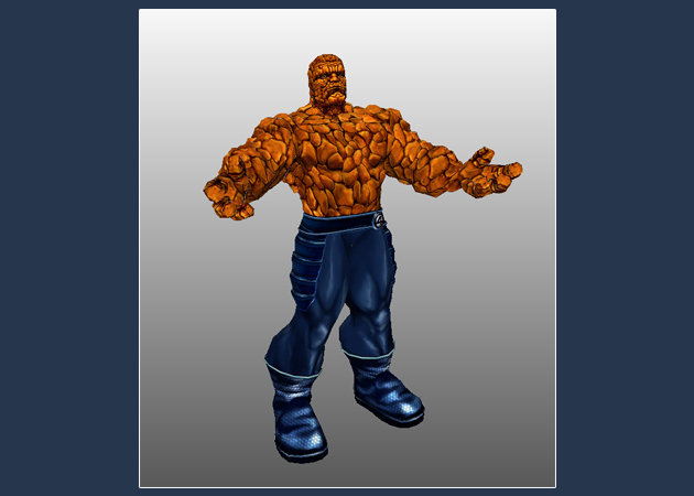 thing-ben-grimm-fantastic-four -kit168.com