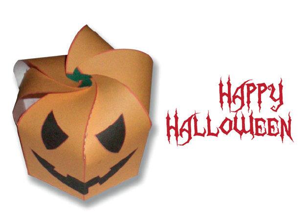 very-simple-pumpkin-halloween -kit168.com