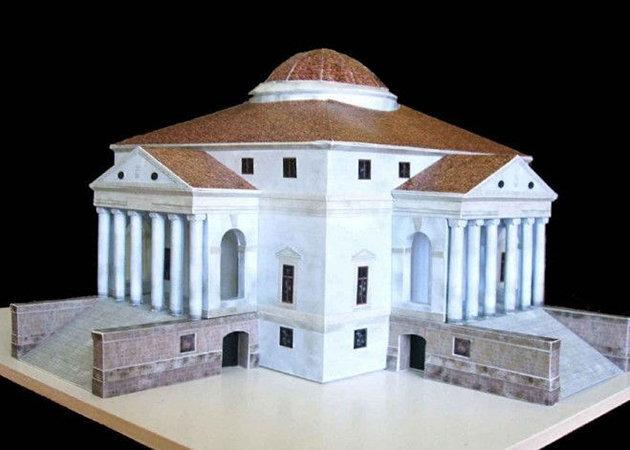 villa-capra-la-rotonda-italia -kit168.com