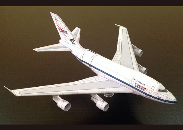 boeing-b-747sp-dlr-sofia-nasa-airplane -kit168.com