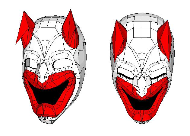 greed-mask