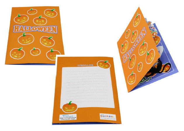 halloween-black-cat-and-witch-pop-up-card-1 -kit168.com
