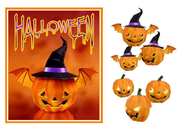 jack-o-lantern-halloween -kit168.com