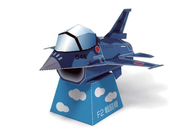 sd-jasdf-mitsubishi-f-2-fighter -kit168.com