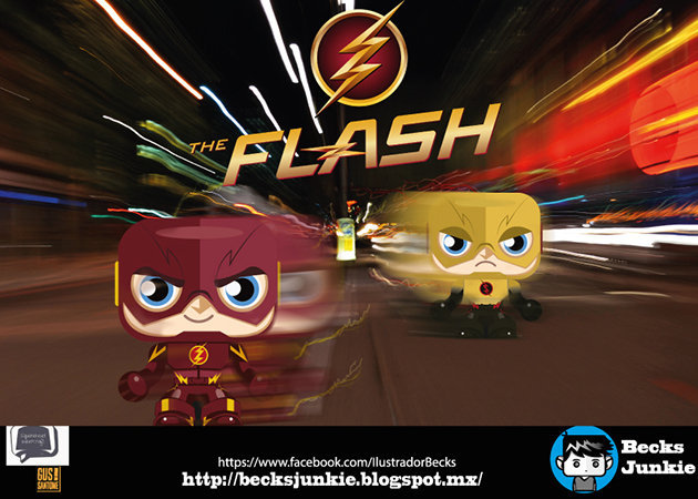 flash-barry-allen-mini -kit168.com