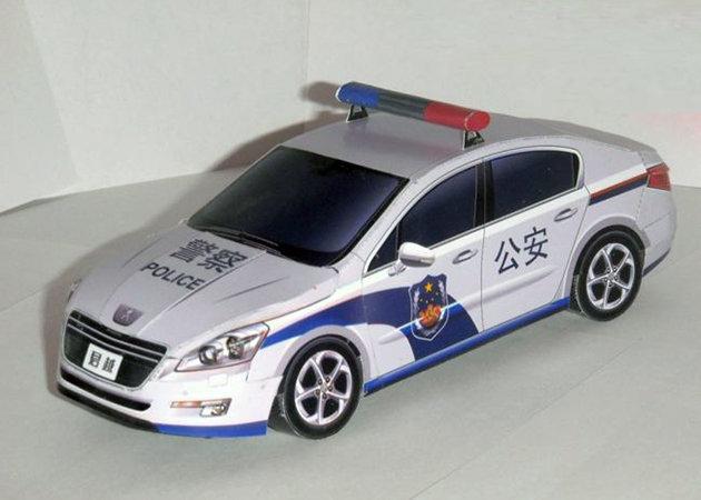 peugeot-508-xe-canh-sat-china -kit168.com