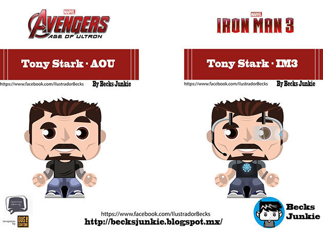 chibi-tony-stark-mini -kit168.com