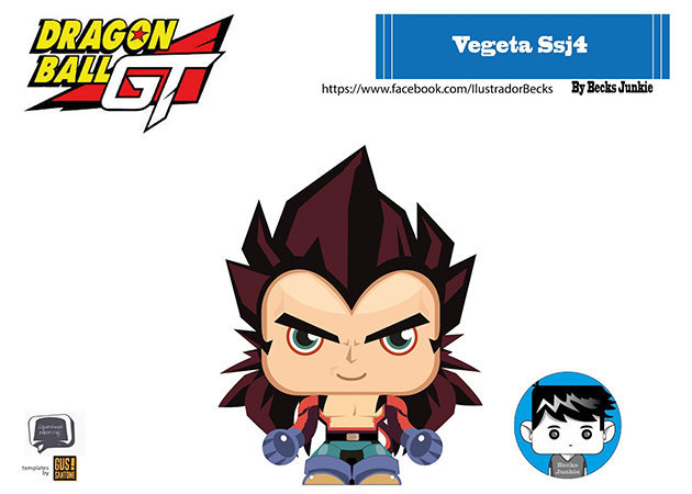 chibi-vegeta-ssj4-mini -kit168.com