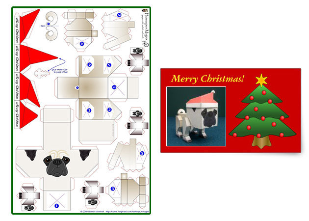 merry-christmas-pug -kit168.com