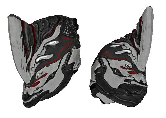 Pendragon Excalibur Helmet Warframe 2