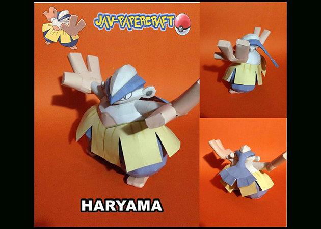 pokemon-hariyama -kit168.com