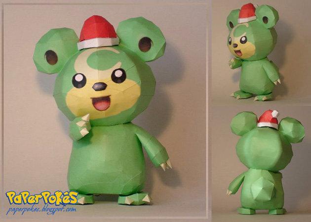 pokemon-teddiursa-1 -kit168.com