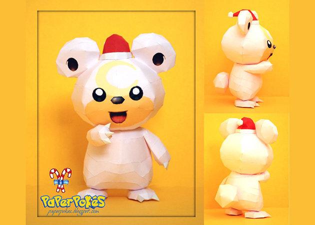 pokemon-teddiursa-2 -kit168.com