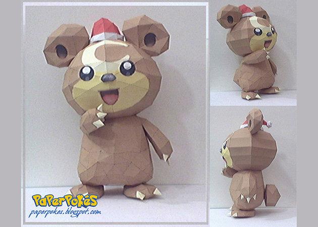 pokemon-teddiursa -kit168.com