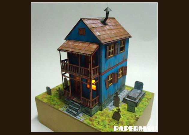 the-cemetery-keeper-spooky-house-3 -kit168.com