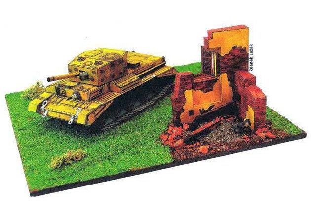 cromwell-3a-tank -kit168.com