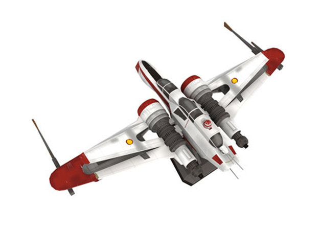 arc-170-fighter-battle-of-coruscant-2 -kit168.com