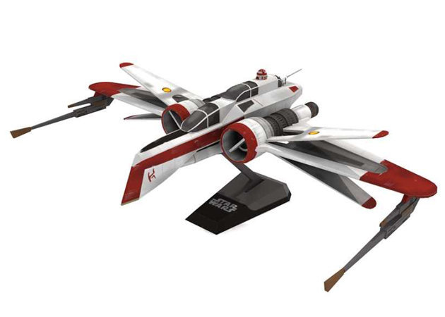 arc-170-fighter-battle-of-coruscant -kit168.com