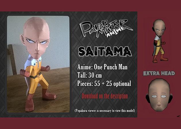 saitama-one-punch-man -kit168.com