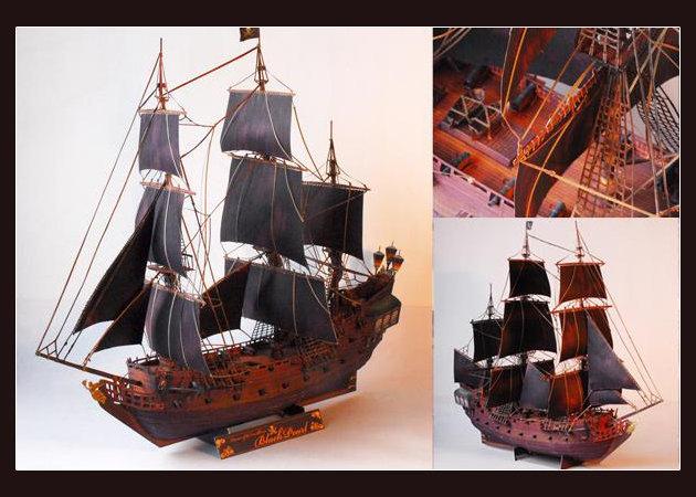 the-black-pearl-pirates-of-the-caribbean -kit168.com